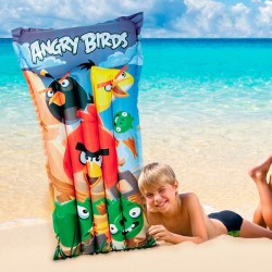 Matelas gonflable angry birds