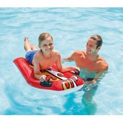 Planche de surf gonflable avec poignées