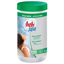 HTH Spa pH moins 2 kg
