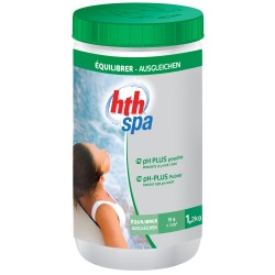 HTH Spa pH plus 1.2 kg