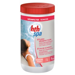 HTH Spa Flash désinfection 1 kg