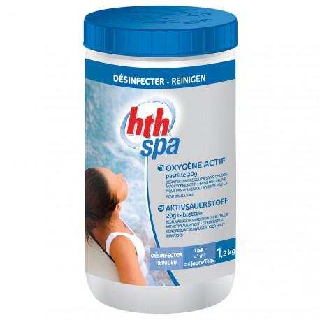 HTH Spa oxygène actif 1.2 kg