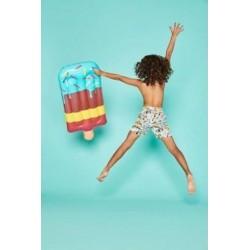 Planche surf gonflable en forme de batonnet glacé