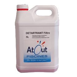 Détartrant Filtre 5L Atout Piscines