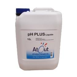 PH Plus Liquide 10L Atout Piscines