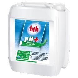 HTH pH plus Liquide 10L