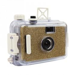 Caméra sous-marine Paillettes - Or