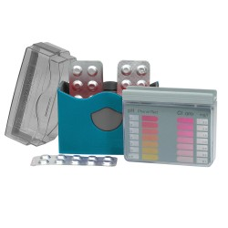 Bayrol Trousse d'analyse pastilles Cl/pH