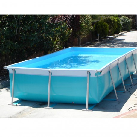piscine hors sol tubulaire iaso max 11 x 4 25 x 1 20 m filtration 20m3 h. Black Bedroom Furniture Sets. Home Design Ideas