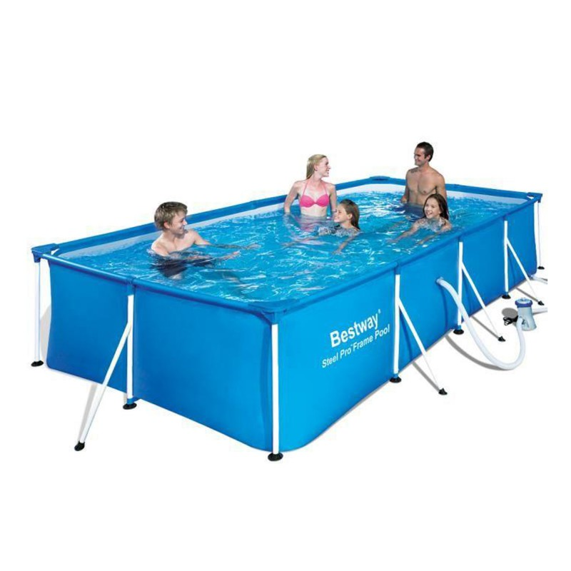 Piscine hors sol 4 x m bestway profitez de la for Pieces detachees piscine hors sol bestway
