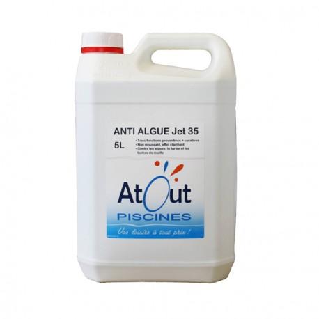 Produit Anti algue JET 35 multifonction 5 litres