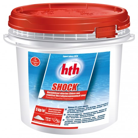 HTH Shock poudre 5 kg