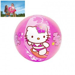 Ballon gonflable Hello Kitty diam 51 cm