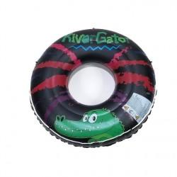 Bouée piscine avec corde Rivergator D.119 cm